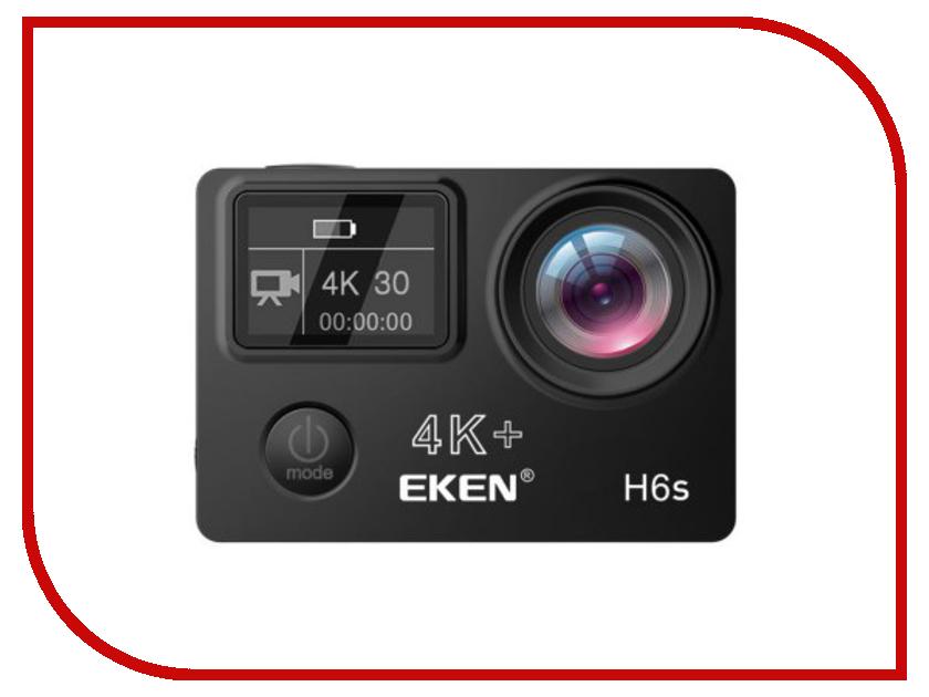 Экшн-камера EKEN H6S Black