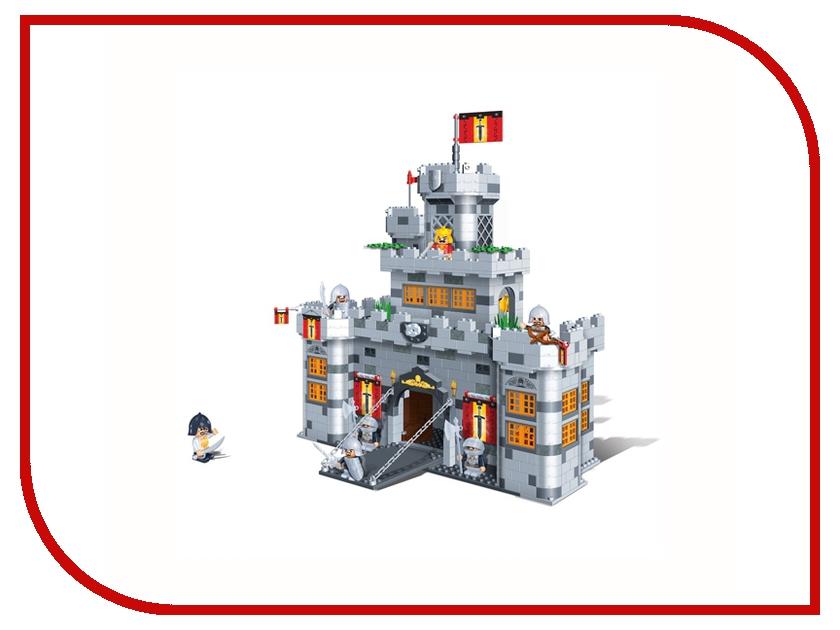все цены на Конструктор BanBao Черный меч 8260 Замок 988 деталей онлайн