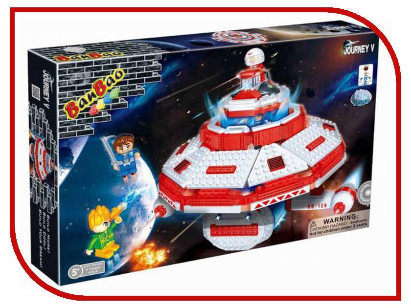 Конструктор BanBao Космос 6402 банбао игрушка пластм конструктор космический летательный аппарат 237 дет banbao