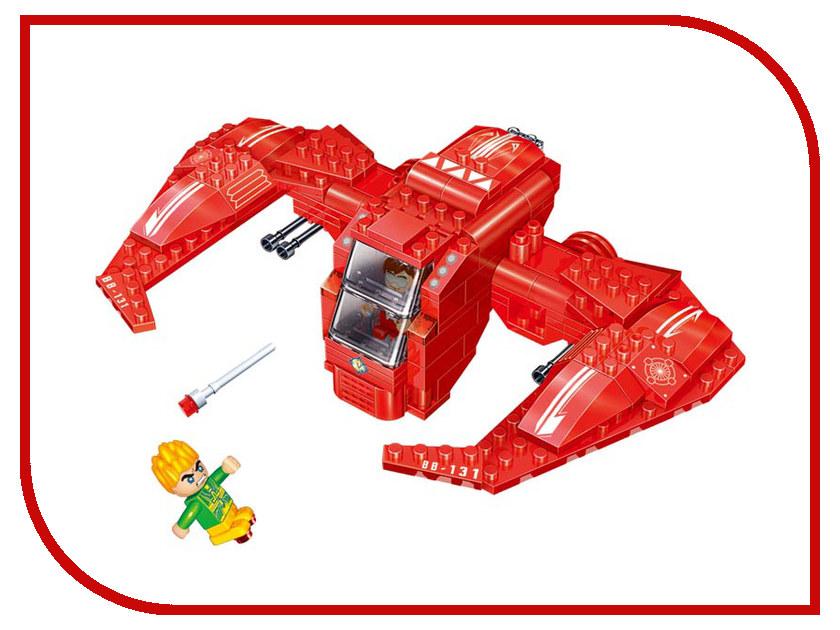 Конструктор BanBao Космический летательный аппарат 159 дет. 6411 / 53107 банбао игрушка пластм конструктор космический летательный аппарат 237 дет banbao