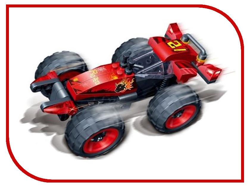 Конструктор BanBao Гоночная машина Rodeo 81 дет. 8601 / 40150 банбао игрушка пластм конструктор космический летательный аппарат 237 дет banbao