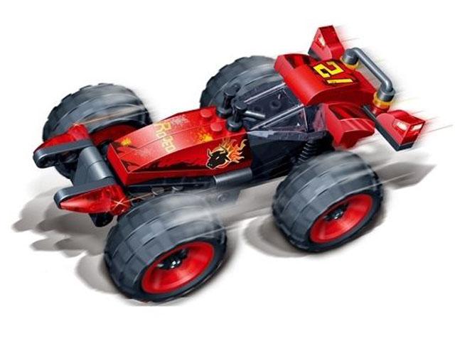 Конструктор BanBao Гоночная машина Rodeo 81 дет. 8601 / 40150 стоимость