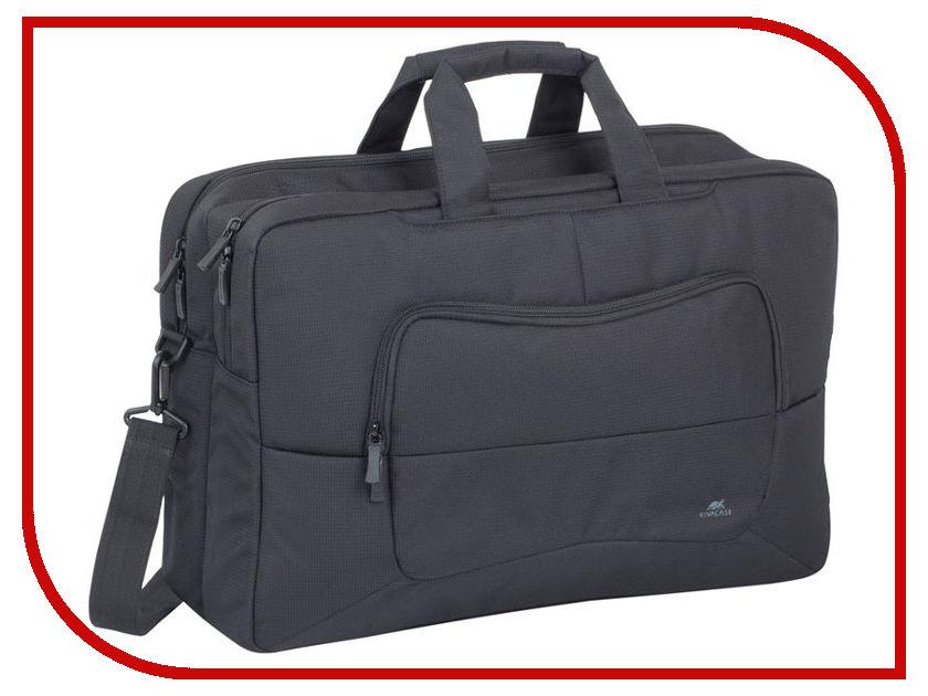 Аксессуар Сумка 17.6 RIVACASE 8455 Black аксессуар сумка 16 rivacase 7590 grey
