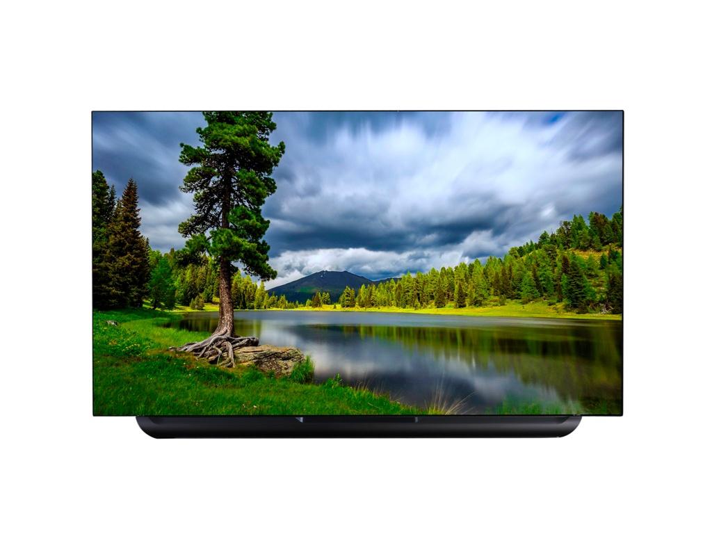 Телевизор LG OLED55C8PLA lg oled55c8pla dark grey телевизор