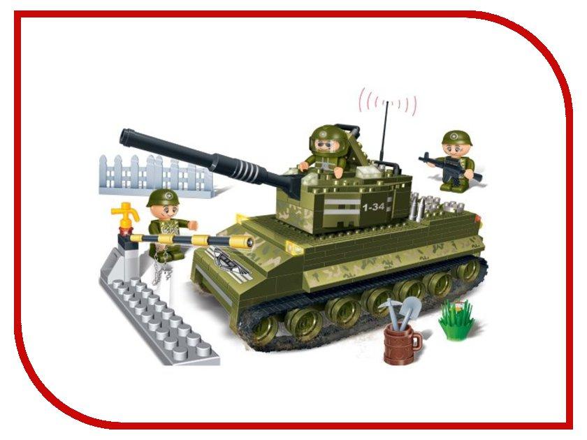 Конструктор Banbao Танк 260 дет. 8234 / 27622