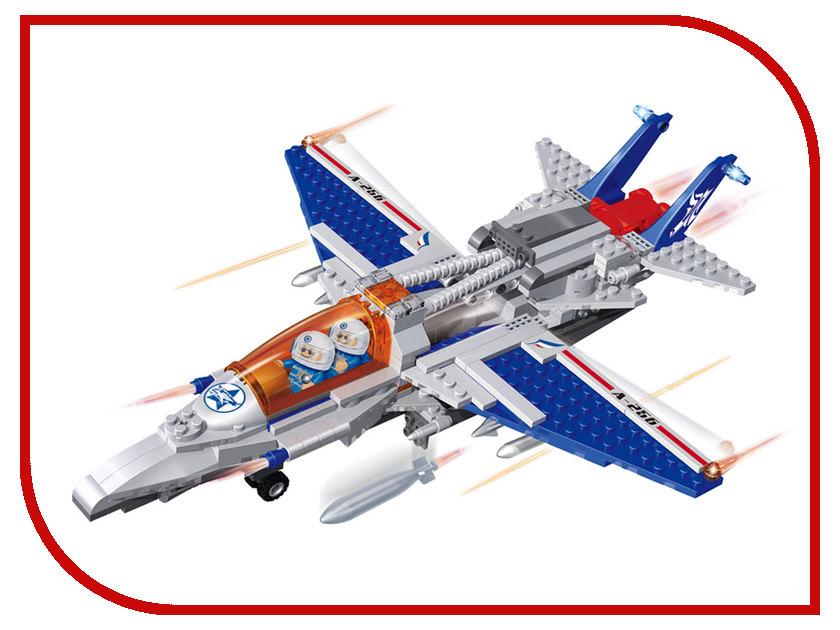 Конструктор Banbao Истребитель 314 дет. 8256 / 27623