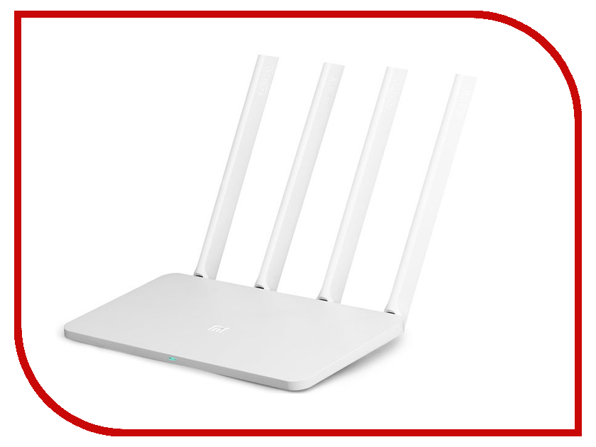 Wi-Fi роутер Xiaomi Mi Wi-Fi Router 3A wi fi роутер xiaomi mi wifi router 4c white