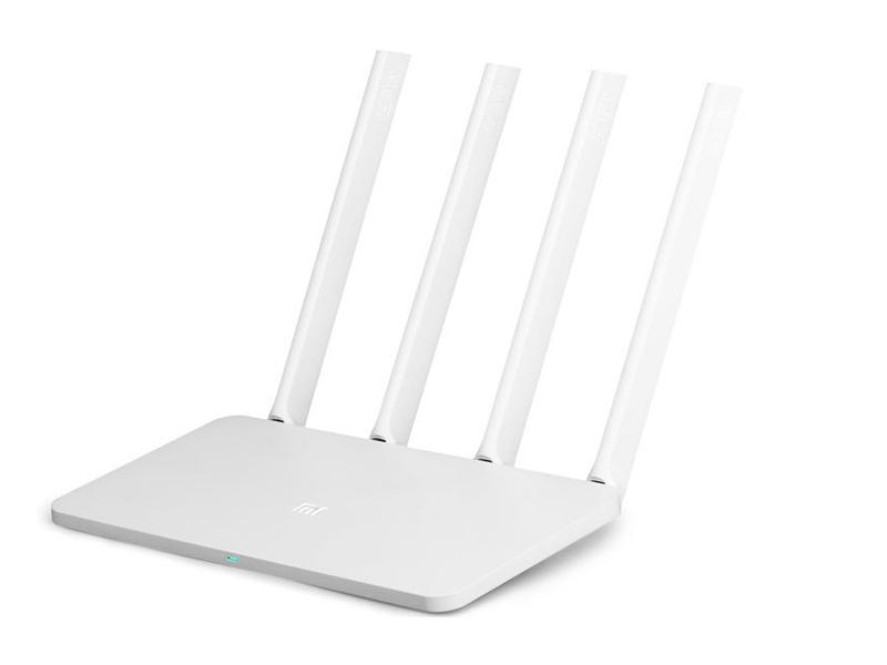 Wi-Fi роутер Xiaomi Mi Wi-Fi Router 3A — Mi WiFi Router 3A
