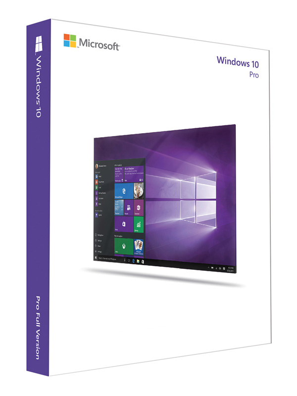 Программное обеспечение Microsoft Windows 10 Professional 32-bit/64-bit Rus Only USB FQC-10150
