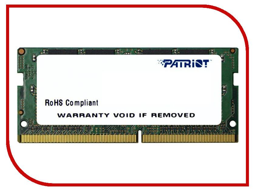 Здесь можно купить   Модуль памяти Patriot Memory PSD48G213382S