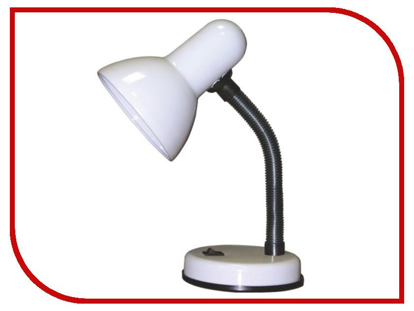 Настольная лампа IN HOME СНО-02Б White