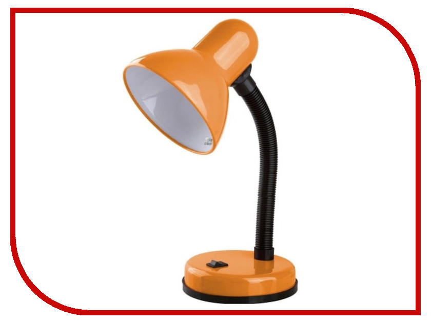 Настольная лампа IN HOME СНО-12О Orange