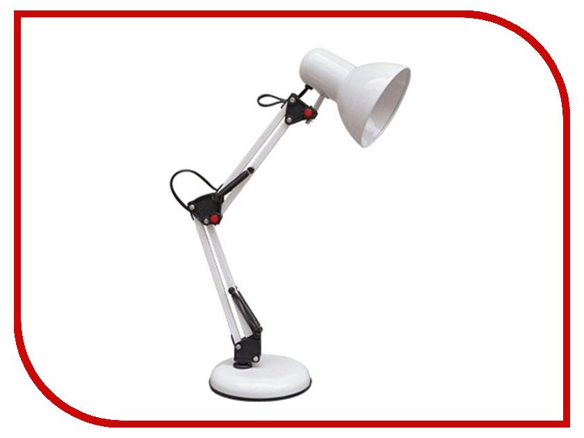 Настольная лампа IN HOME СНО-15Б White разветвитель in home r 2g white 4270 4690612010151