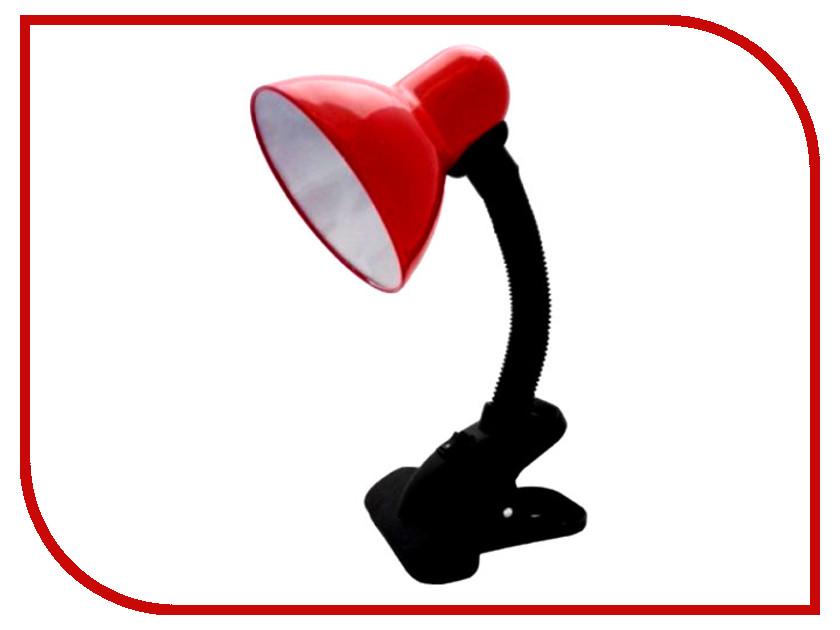 Настольная лампа IN HOME СНП-01К Red