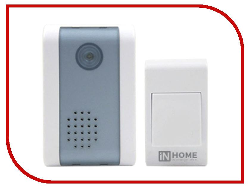 Звонок дверной IN HOME ЗБ-2 White-Grey