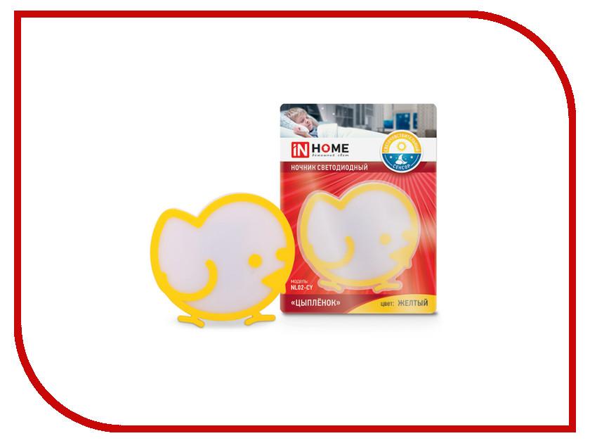 Светильник IN HOME NL02-CY Цыпленок Yellow