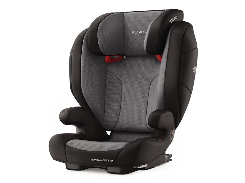 цена на Автокресло Recaro Monza Nova Evo Seatfix Carbon Black