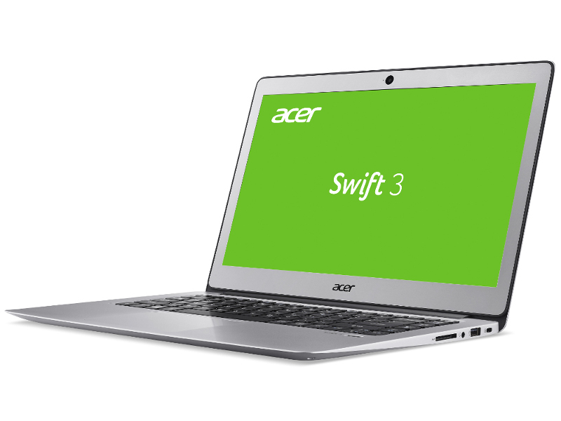 Ноутбук Acer Swift 3 SF314-52-36AZ NX.GNUER.015 (Intel Core i3-7130U 2.7 GHz/8192Mb/128Gb SSD/No ODD/Intel HD Graphics/Wi-Fi/Bluetooth/Cam/14.0/1920x1080/Windows 10 64-bit) ноутбук acer swift 3 sf314 54 848c red nx gzxer 008 intel core i7 8550u 1 8 ghz 8192mb 256gb ssd intel hd graphics wi fi bluetooth cam 14 0 1920x1080 windows 10 home 64 bit