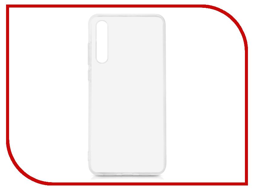 Аксессуар Чехол для Huawei P20 DF Super Slim hwCase-49 аксессуар