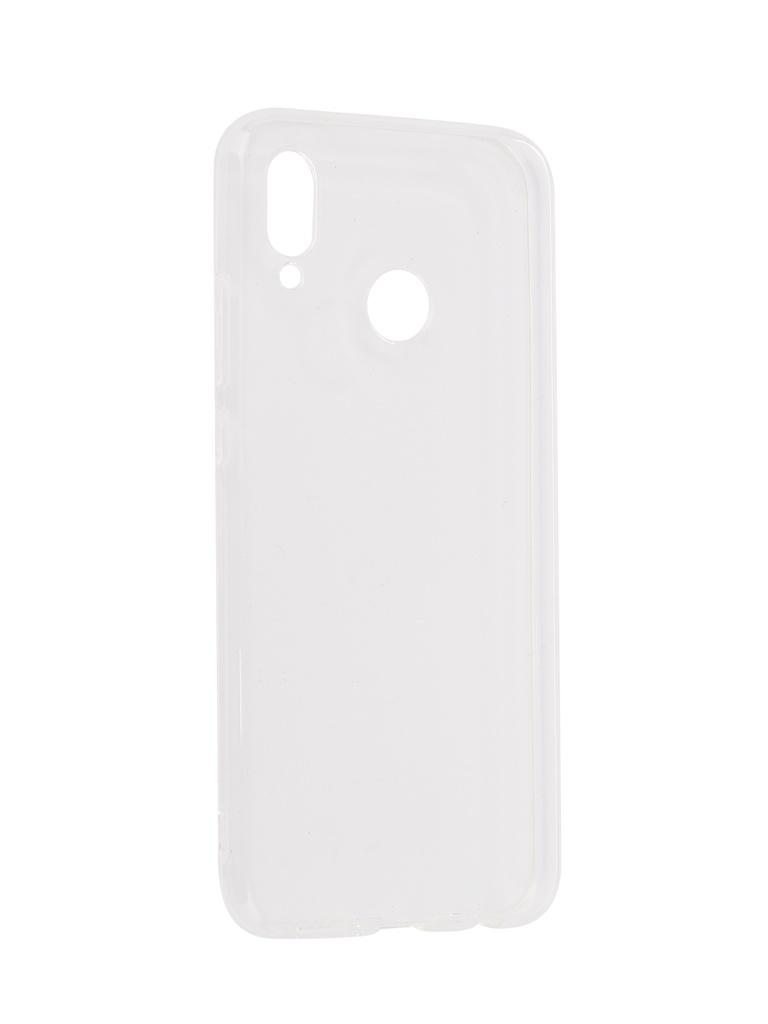 Аксессуар Чехол DF для Huawei P20 Lite Super Slim hwCase-50