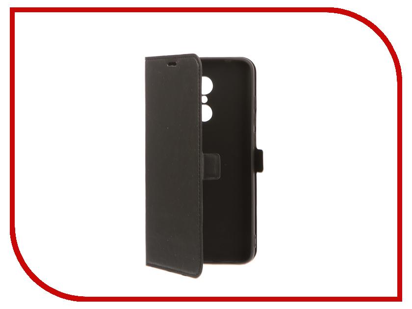 Аксессуар Чехол для Xiaomi Redmi 5 DF Flip xiFlip-19 mooncase чехол для iphone 6 plus 5 5 pu leather flip wallet card slot stand back cover purple