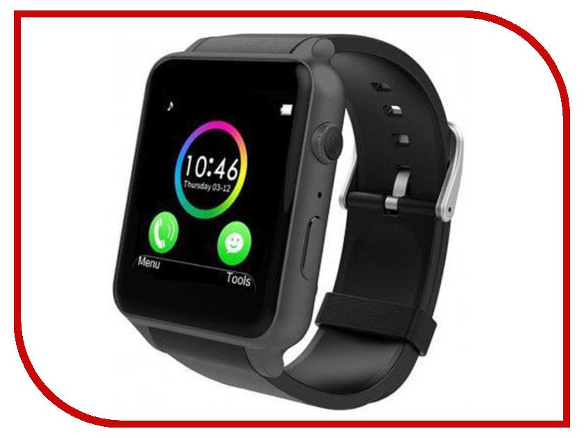 Умные часы KingWear GT88 Black умные часы polar a360 s black