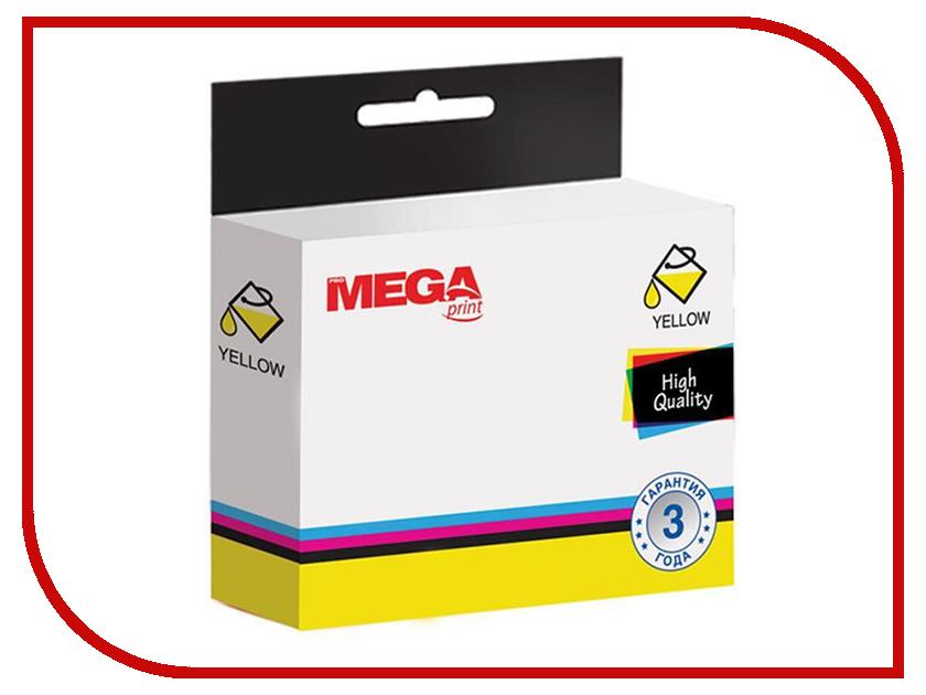 Картридж ProMega Print (CLI-521Y 2936B004) Yellow для Canon 436894 картридж струйный canon cli 521y 2936b004 желтый для canon ip3600 4600 4700 mp540 550 560 620 630 640 980 990 mx860