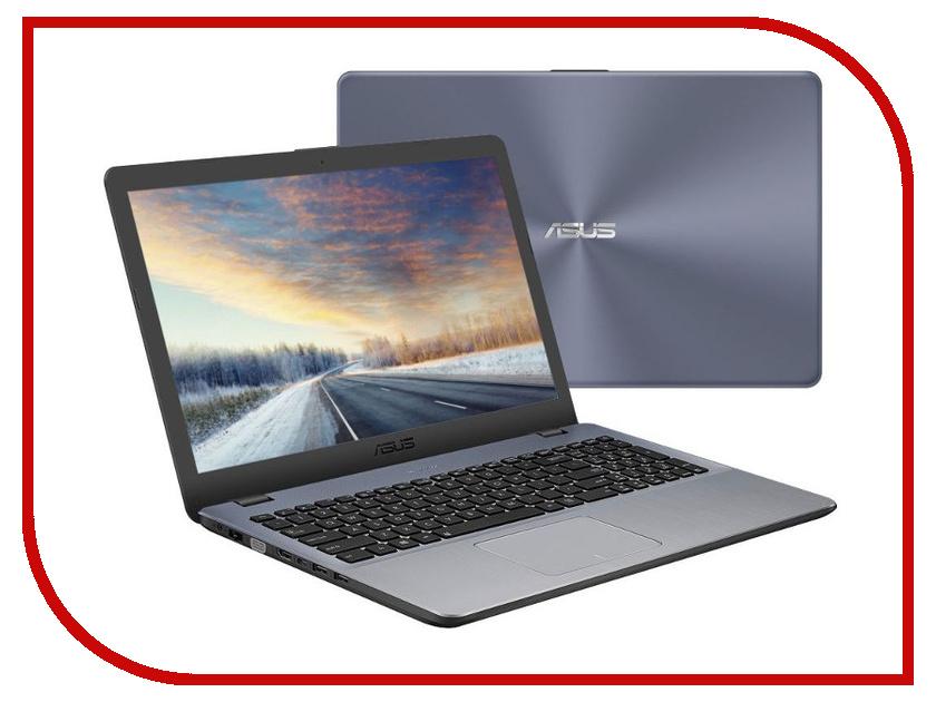 Ноутбук ASUS X542UR-GQ501R 90NB0FE2-M07330 (Intel Core i5-7200U 2.5 GHz/4096Mb/500Gb/No ODD/nVidia GeForce 930MX 2048Mb/Wi-Fi/Bluetooth/Cam/15.6/1366x768/Windows 10 64-bit) смартфон alcatel pixi 4 ds sharp blue 5045d