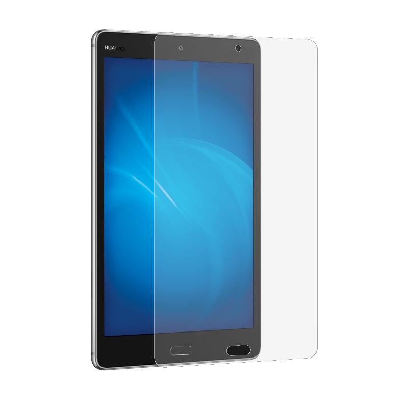 Аксессуар Закаленное стекло DF для Huawei M3 Lite 8 hwSteel-38 стоимость
