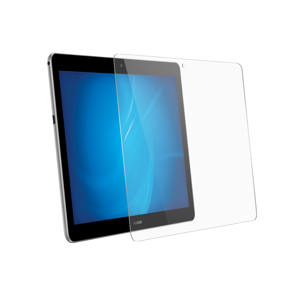 Аксессуар Закаленное стекло DF для Huawei MediaPad T3 10 hwSteel-36
