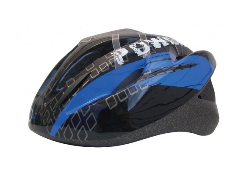 Шлем Larsen HB-928-5 Размер M 55-58cm Blue-Black