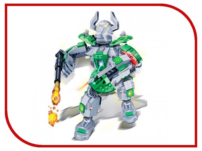 Конструктор BanBao Робот 215 дет. Green 6313 / 103516