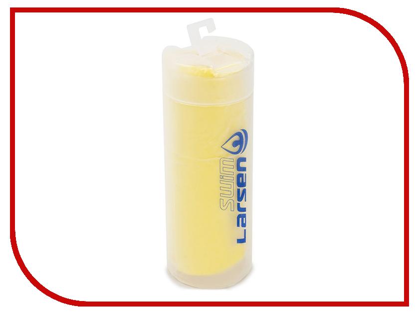 Полотенце спортивное Larsen SP43 43x33 Yellow