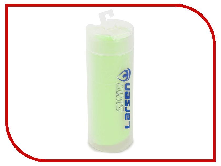 Полотенце спортивное Larsen SP43 43x33 Green