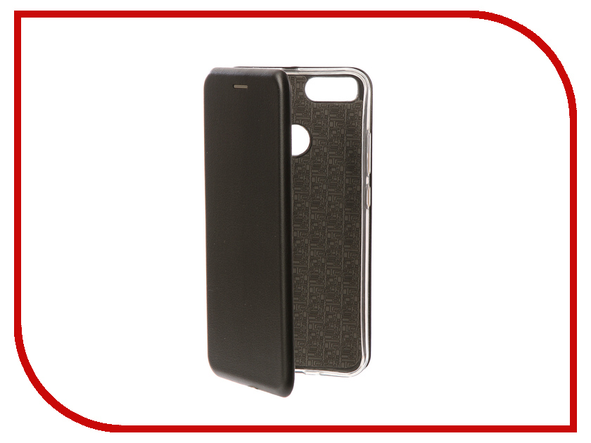 Аксессуар Чехол-книжка Xiaomi Redmi Mi A1 Red Line Unit Black УТ000014567