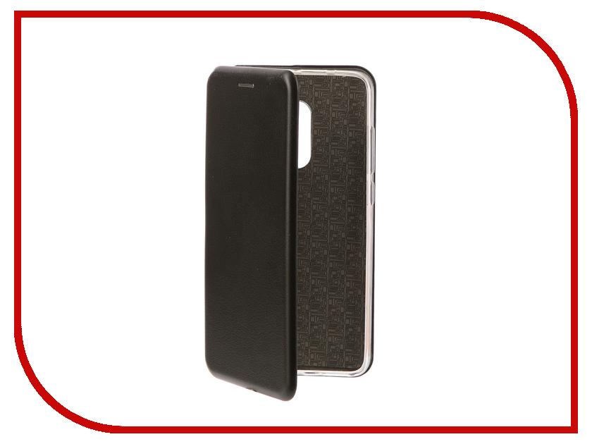 Аксессуар Чехол-книжка Xiaomi Redmi Note 4 Red Line Unit Black УТ000014609 стоимость
