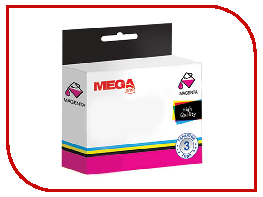 Картридж ProMega Print (CLI-451M 6525B001) Magenta для Canon 436889