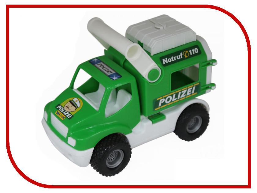 Игрушка Полесье КонсТрак - Полиция 0469 машины wader автомобиль констрак полиция