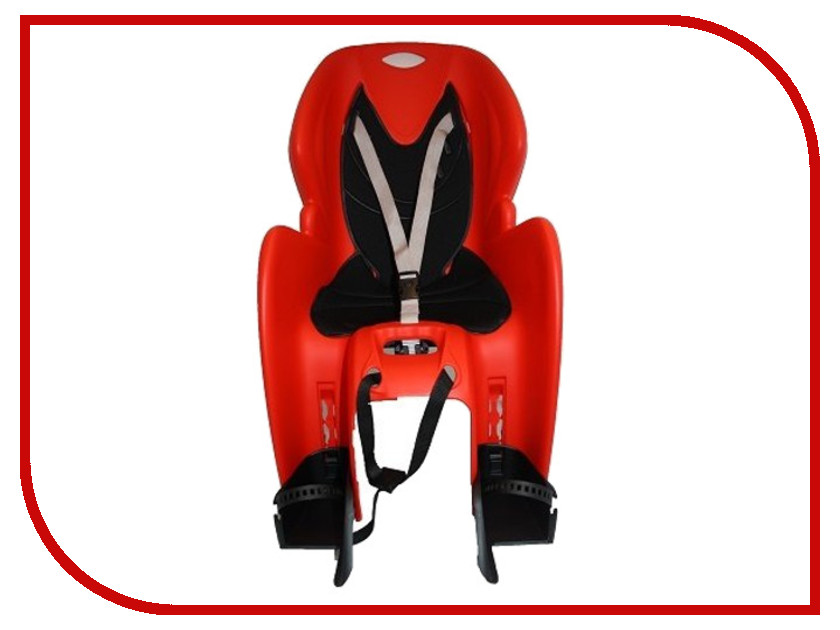 Велокресло Vinca Sport VS 11600 Red