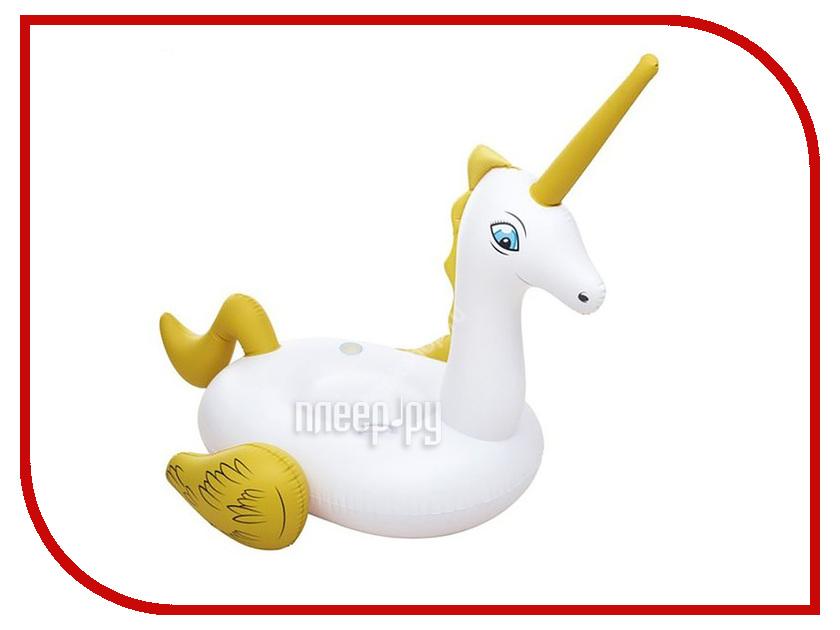 Надувная игрушка BestWay Единорог 41107 игрушка надувная bestway 3 41011 крокодил
