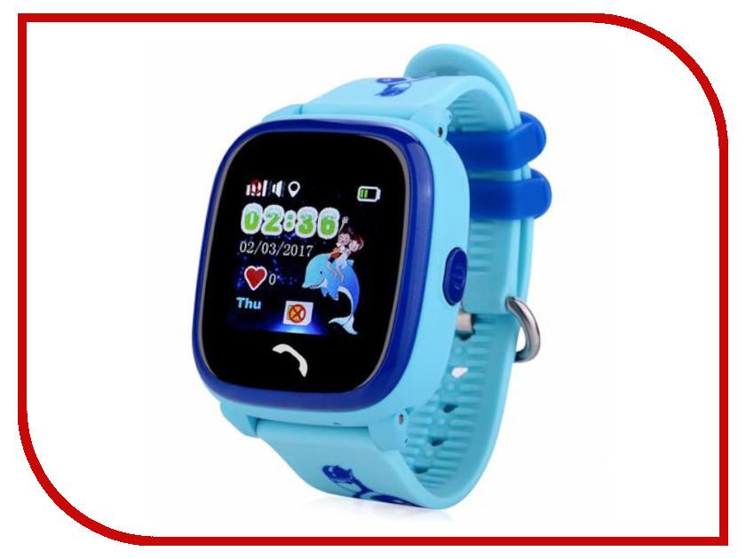 Умные часы Wonlex GW400S Blue умные часы wonlex gw400s black
