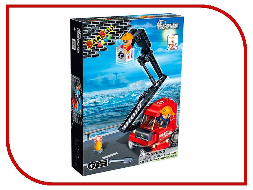 Конструктор Banbao Автокран 128 дет. 8779 / 205883