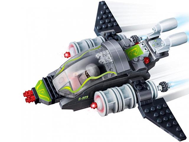 Конструктор Banbao Mission Eagle - Истребитель 155 дет. 6213 / 207091 цены