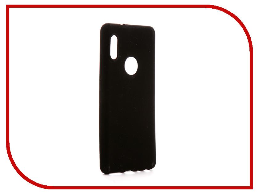 Аксессуар Чехол для Xiaomi Redmi Note 5 Pro Zibelino Soft Matte Black ZSM-XIA-RDM-NOT5-PRO-BLK аксессуар чехол для xiaomi redmi 5 plus zibelino cover back elegant black zcbe xia rdm 5 pls blk