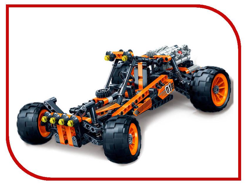 Здесь можно купить Hi-Tech - Гоночная машина  Конструктор Banbao Hi-Tech - Гоночная машина 382 дет. 6951 / 207815 Конструкторы