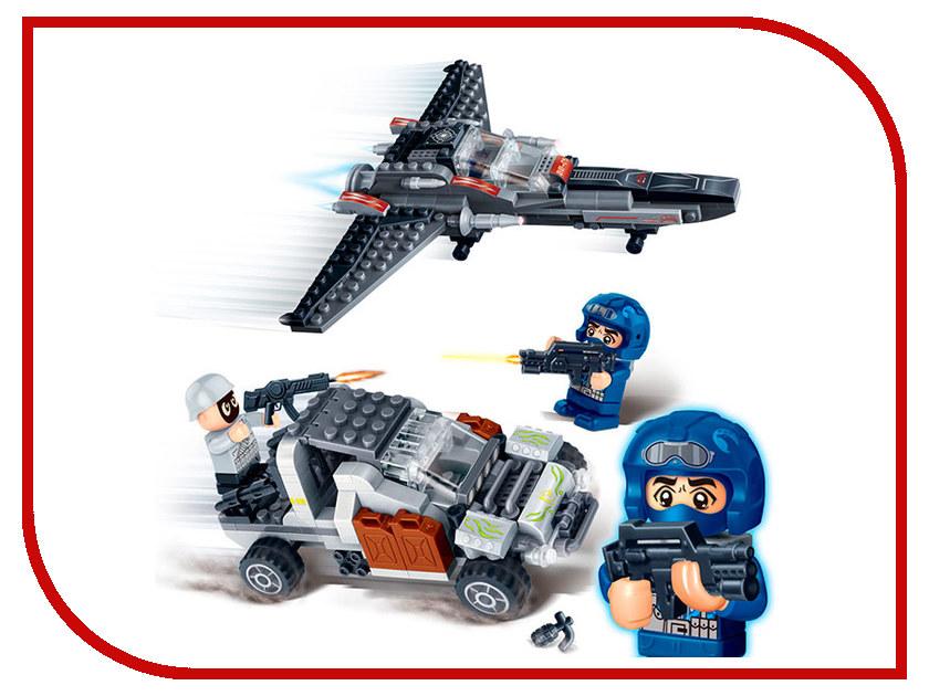 Конструктор Banbao Mission Eagle 295 дет. 6210 / 209775 mission mission masque
