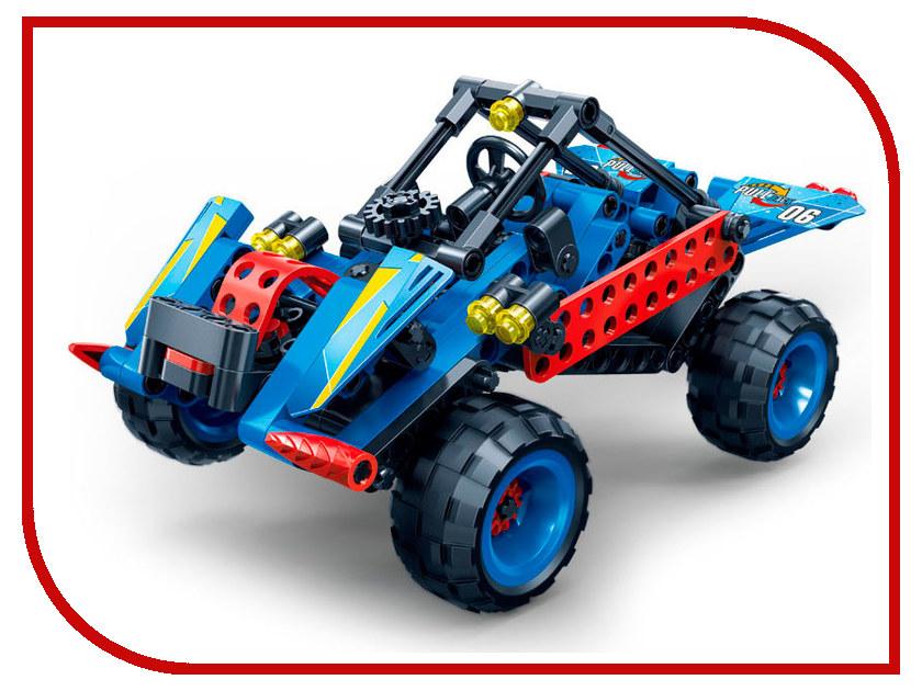Конструктор Banbao Hi-tech - Багги 208 дет. Blue 6957 / 209820 конструктор banbao багги galileo 105 дет 8608 24882