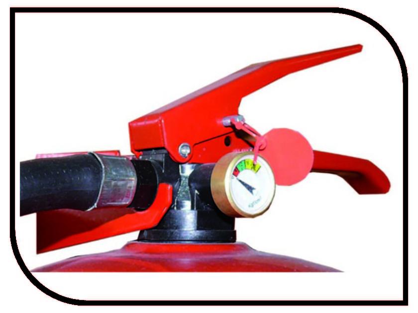 Кронштейн настенный для огнетушителей Пожтехника ОП МИГ миг 2120ac