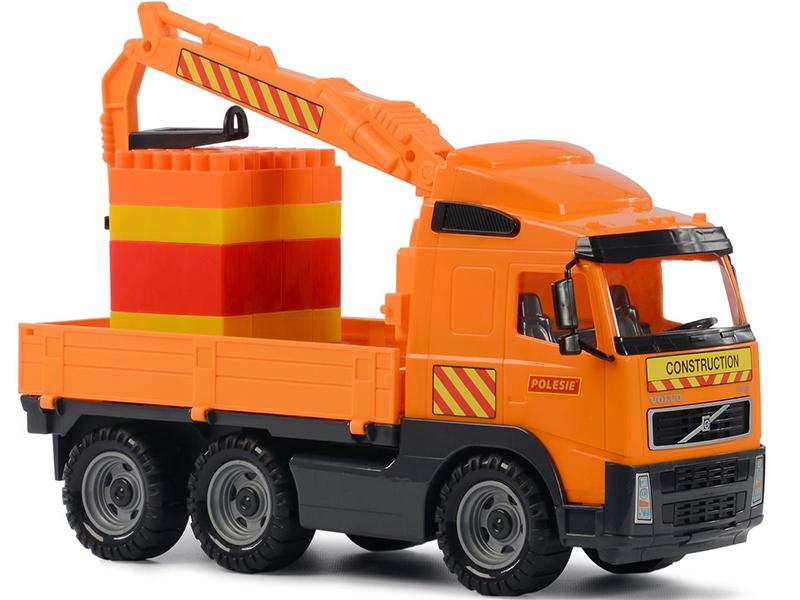 Игрушка Полесье Wader Volvo 9586