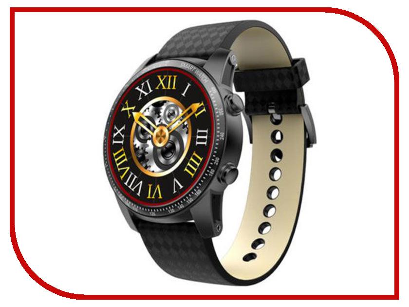 Умные часы KingWear KW99 Black часы слава 1249422 300 2428